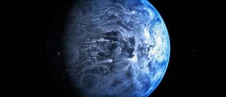 Recreación artística del exoplaneta ' HD 189733b ' . | NASA / ESA - El Mundo.es | Ciencia y Tecnologia | Scoop.it
