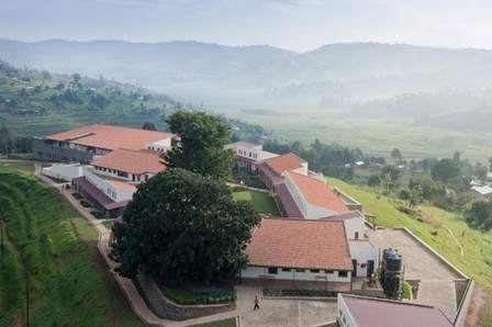 [Burera District, Rwanda] Butaro Hospital / MASS Design Group | The Architecture of the City | Scoop.it