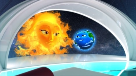 New 3D cartoon Planet Blue uses laughter and adventure to help kids save the planet | Towards A Sustainable Planet: Priorities | Scoop.it
