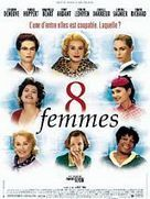Film Huit femmes (2002) - regarder en streaming gratuitement | Conny - Français | Scoop.it