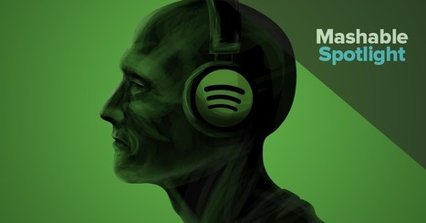 How Spotify Engineered the New Music Economy - Mashable | ☊ ☊ Harmony60 Music ☊ ☊ | Scoop.it