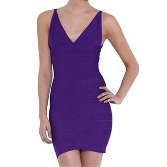 Hot sale Herve Leger Lauren Bandage Dress Purple for cheap! | Sale Red Bottom Heels | Scoop.it