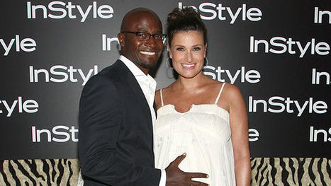 Taye Diggs & Idina Menzel decides to quit of their relation | News | FanPhobia - Celebrities Database | Celebrities and there News | Scoop.it