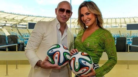 We Are One di Pitbull con Jennifer Lopez e Claudia ... - Music Room | International | Scoop.it