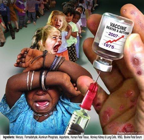 L'hystérie vaccinale en perte de vitesse. | Toxique, soyons vigilant ! | Scoop.it
