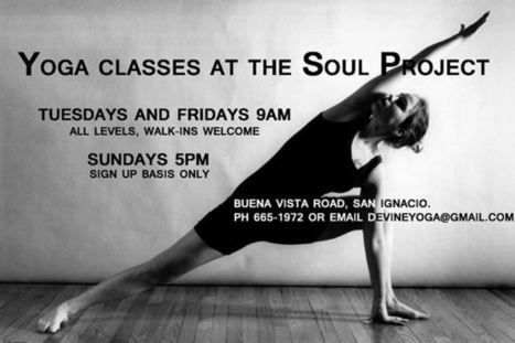 Yoga at Soul Project | Health and Fitness | Scoop.it