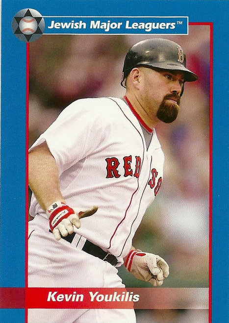 Kevin Youkilis's Jewish Roots Provoke Fascination | Religion and Life | Scoop.it