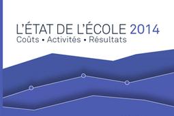 L'état de l'École 2014 : 32 indicateurs sur le système éducatif français | Education & Numérique | Scoop.it