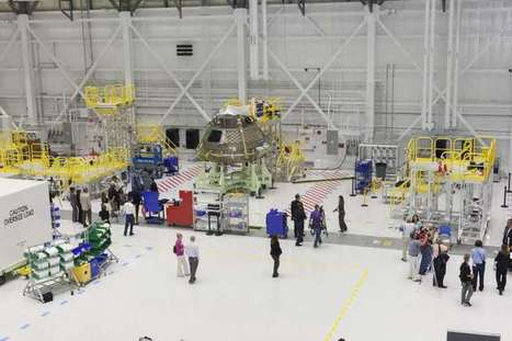 Boeing Mentors Small Business During Commercial Crew Development | More Commercial Space News | Scoop.it