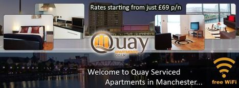 Choosing serviced accommodation Salford Quays | self catering apartments Salford Quays, offers | Scoop.it