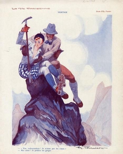 Rassurons Simone de Beauvoir, l'alpinisme est aussi un truc de filles - Rue89 - L'Obs | Montagne et Tourisme d'Aventure | Scoop.it