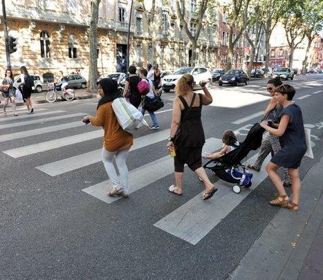 Huit secondes pour traverser le boulevard   Revue de web de Mon Cher Vélo   Scoop.it