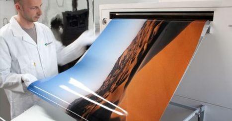 Des chercheurs finlandais ont inventé des photos capables de produire de l'électricité | Energies Renouvelables | Scoop.it