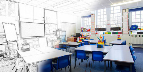 Exploring the Science of Effective Classroom Design [Infographic] | immersive media | Scoop.it
