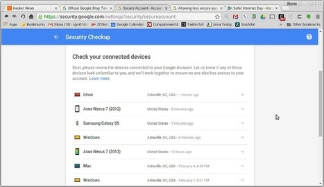 ​Check your Google security and get 2 free GBs of Google Drive for free | The Perfect Storm Team | Scoop.it