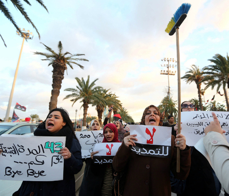 Yeah Sharia is knocking at the door  »» Citizens Versus Lawmakers in Libya - Foreign Policy (blog)   Saif al Islam   Scoop.it