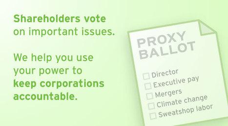 ProxyDemocracy | Democrazia Diretta | Scoop.it