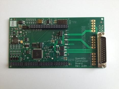 OPENROV | Raspberry Pi | Scoop.it