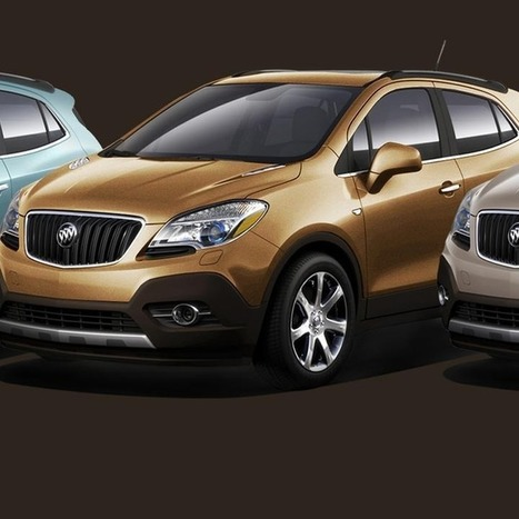 Buick Turns Pinterest Board Into Car Concept | Pinterest | Scoop.it