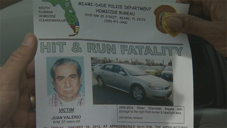 Police: Driver hit, killed man, 67 | READ WHAT I READ | Scoop.it
