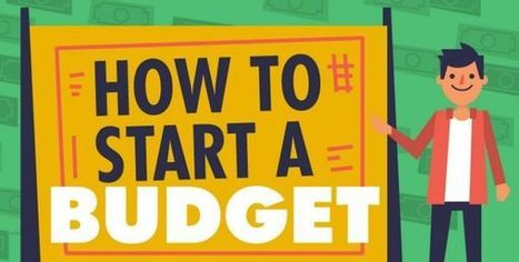 How to Start a Budget {Infographic} | ModernLifeBlogs | Scoop.it