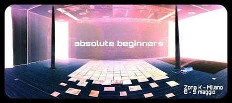 Absolute beginners: la rifondazione dell'ideale secondo TeatrInGestAzione   teatringestazione   Scoop.it