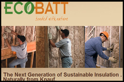 EcoBatt Green Insulation   Building and construction news in and around London   Scoop.it