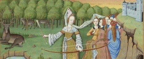 Coiffures et shampoing du Moyen-Age | Remue-méninges FLE | Scoop.it