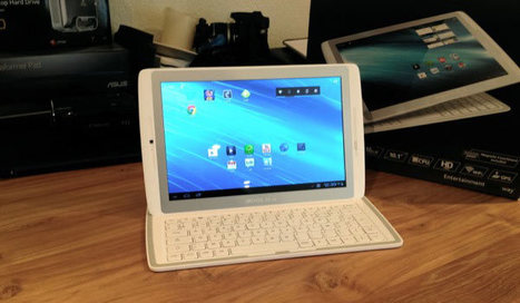 Review: Archos 101 XS met Coverboard keyboard | Tablets Magazine | tablets en het onderwijs | Scoop.it