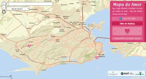 Um mapa para protestar contra a violência | Geoinformação | Scoop.it