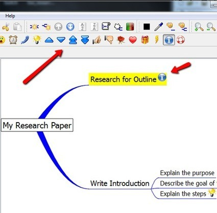 VYM - A Powerful Mind Mapping Tool for Students | E-learning arts | Scoop.it