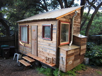The Oakland Tiny House... | It's Show Prep for Radio | Scoop.it