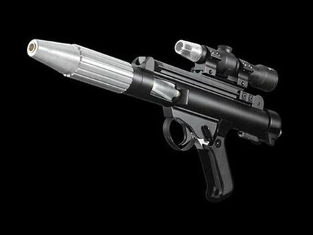 star wars guns | Vulbus Incognita Magazine | Scoop.it