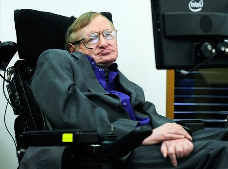 Stephen Hawking makes a peaceful protest - The Boston Globe | Global politics | Scoop.it