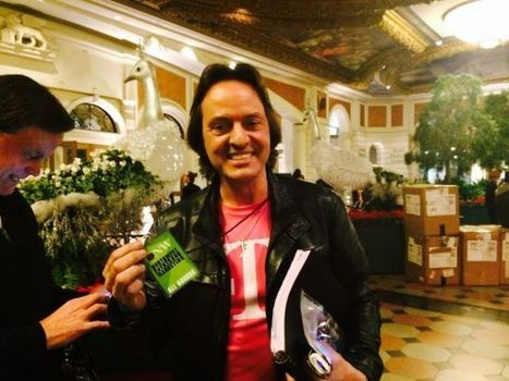 In case you missed it, somehow – John Legere and Donald Trump battle it out on Twitter | EconMatters | Scoop.it