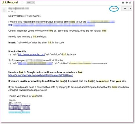 Google Penalizes The Websites That Used Guest Blogging For Building links – Here is a Proof   CB Ninjas   SEO Updates   Scoop.it