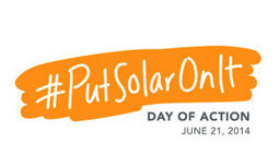 16 Groups to Host Solar Parties, Unveil Technologies and #PutSolarOnIt During National Day of Action | EcoWatch | Scoop.it
