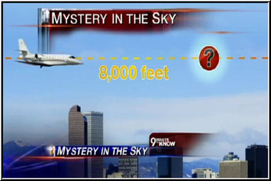 UFO Nearly Causes Mid-Air Collision Over Denver (Video)   Weird News and Celebrity Gossip by Tom Rose   Scoop.it