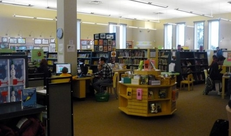 Wake up! There's no snoozing allowed in this Canadian library | Librarysoul | Scoop.it