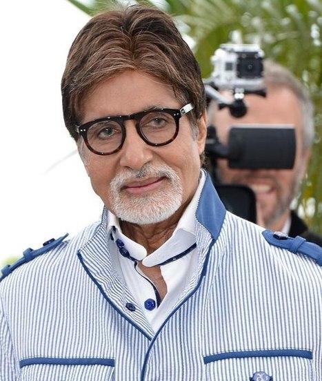 Les lunettes de Amitabh Bachchan à Cannes – Gatsby Le Magnifique   Ol'Optic - Revue de presse de l'optique   Scoop.it