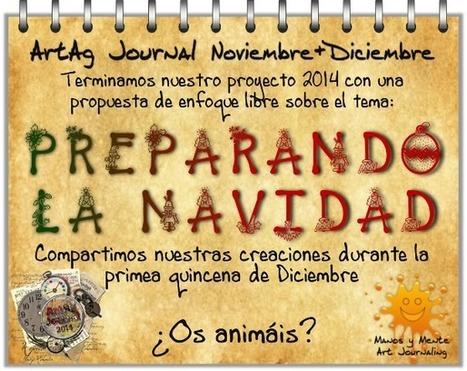 ArtAg Journal 2014: propuesta para noviembre y diciembre | Red Social de Manos y Mente | Scoop.it