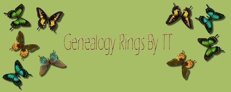 Genealogy Rings By TT: Slovenian Genealogy | Slovenian Genealogy Research | Scoop.it