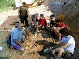 Prehistoric Animals Unearthed in Chalkidiki | Archaeology Articles and Books | Scoop.it