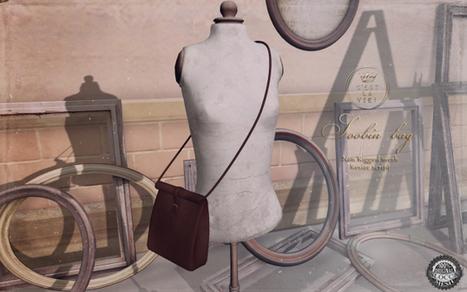 ::C'est la vie!:: Soobin bag leather brown for Fifty Linden Fridays   ::C'est la vie!::   Style of LIFE   Scoop.it