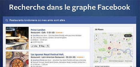 Tout savoir sur le Graph Search de Facebook   Référencement & Réseaux sociaux   Scoop.it