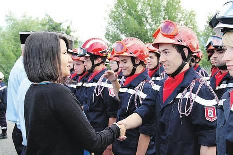 Le Sdis de l'Ardèche accueille 112 nouveaux pompiers volontaires   Sapeurs-pompiers de France   Scoop.it