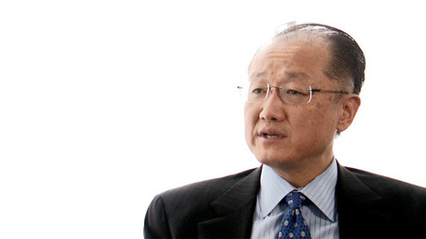 Jim Yong Kim: You can't lift people out of poverty without growth – video | A2 Economics Unit 4 | Scoop.it