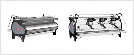 La Marzocco's Newest Espresso Machine Spotted At TED | Belco - coffee universe | Scoop.it