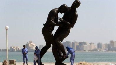Qatar removes Zidane headbutt statue   Sports Management: O'Brien, N.   Scoop.it