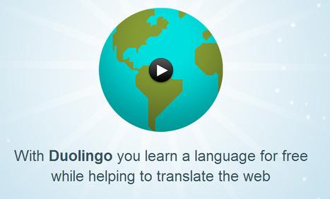 Apprendre des langues avec Duolinguo | Français langue étrangère et technologies | Scoop.it
